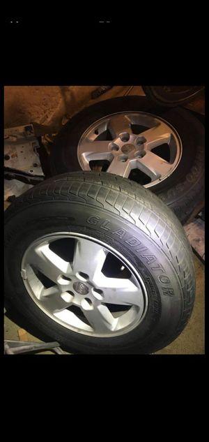2013 Jeep Grand Cherokee Rims for Sale in La Jolla, CA