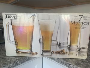 Glassware Set for Sale in MONTGOMRY VLG, MD