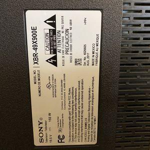 Sony 50 Inch HD TV for Sale in Doylestown, PA