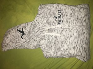 White Hollister Hoodie for Sale in Richmond, CA