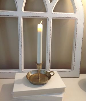1 BRASS TAPER CANDLE HOLDER for Sale in Thousand Oaks, CA
