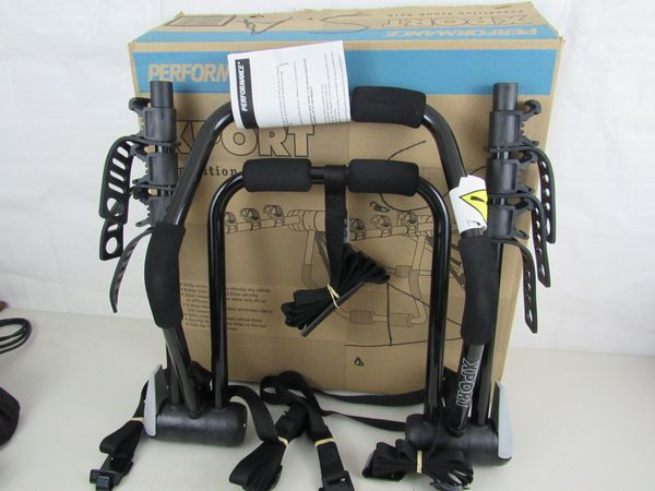 Performance Xport Expedition 3 Bicycle Trunk Rack
