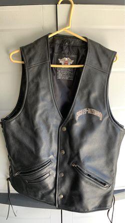 Harley Davidson motorcycle vest for Sale in Monroe,  WA