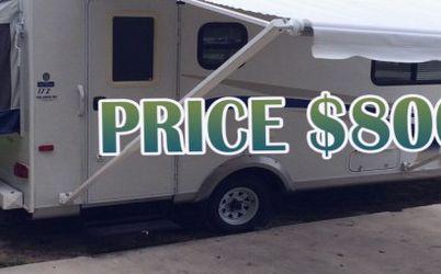 ֆ800_2010 Jayco Jay Feather EX-PORT 17Z🍁 for Sale in Nashville,  TN