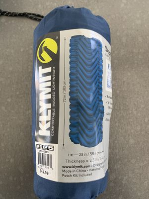 Sleeping Bag air pad for Sale in Whittier, CA