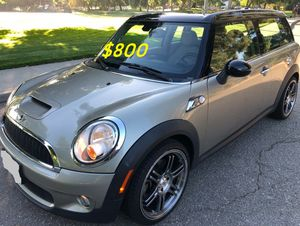 Price$8OO For Sale Urgent!2009 MINI Cooper Clubman S,Clean title,Works and drives excellently for Sale in Richmond, VA