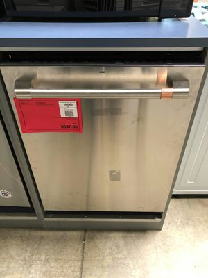 NEW! GE Café Stainless Steel Dishwasher! 1 Year Manufacturer Warranty Included for Sale in Gilbert, AZ