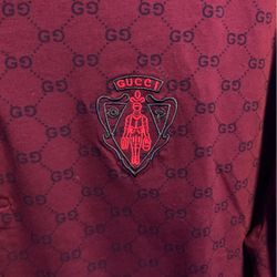 Gucci Button Up Shirt for Sale in Fresno,  CA