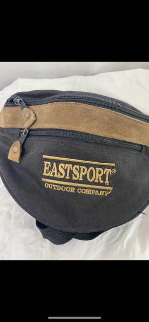 Vintage Easport Fanny Pack Waist Bag Buckle Snap for Sale in Maryland Heights, MO