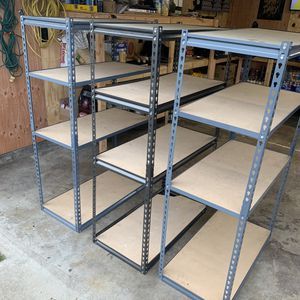 Muscle Rack Utility Shelves for Sale in Pasadena, CA