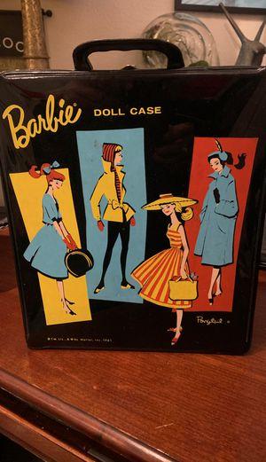 Barbie doll case 1961 for Sale in Seattle, WA