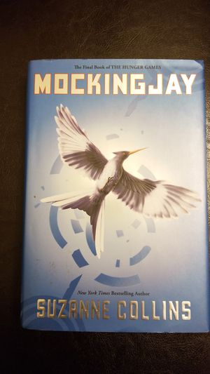 Mocking Jay, Hunger Games series for Sale in Bothell, WA