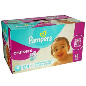 Pampers cruisers size 2,3,4,5,6 for Sale in Vancouver, WA