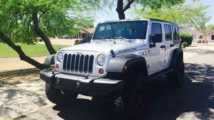 Jeep Wrangler Rubicon for Sale in Glendale, AZ