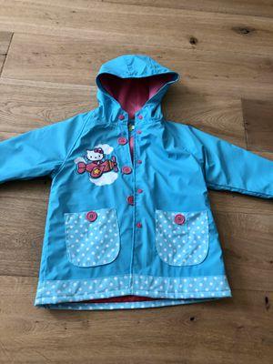 Hello Kitty Rain Coat size 4T for Sale in Dublin, CA