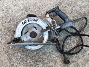 Skilsaw/ Skil saw for Sale in Tacoma, WA
