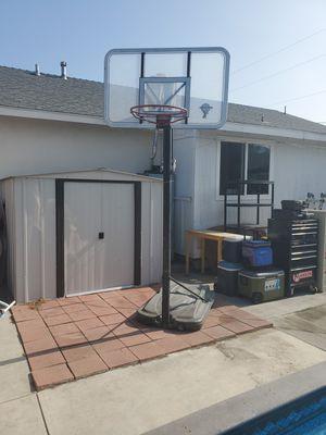 Portable Basketball Hoop for Sale in La Mirada, CA