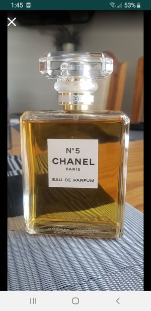 Chanel #5 perfume for Sale in Crystal Lake, IL