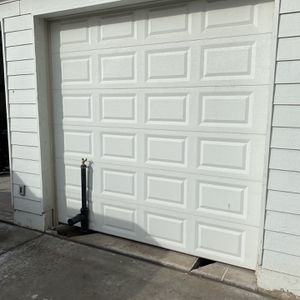 9' Aluminum Clopay Single Garage Door for Sale in Phoenix, AZ
