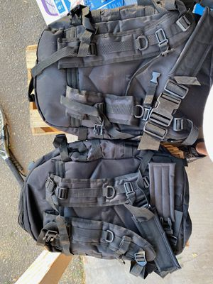 Military tactical hydration backpacks for Sale in San Bernardino, CA