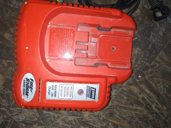 BLACK AND DECKER FIRESTORM ELECTRIC WEEDEATER