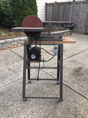 Disk/Belt Sander for Sale in Spanaway, WA