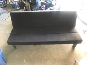 Black Futon for Sale in Phelan, CA