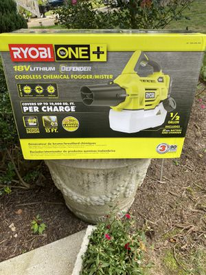 RYOBI Fogger for Sale in Norcross, GA