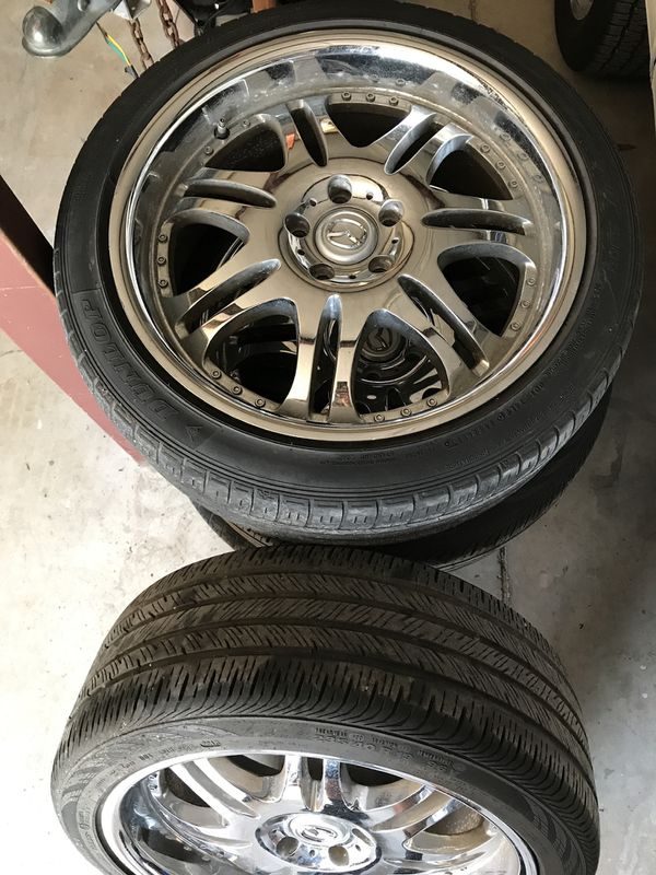 Rims and Brand New Tires!