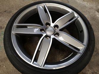 Volkswagen Jetta Wheels Audi rims Passat Golf GTI GLI Tiguan CC for Sale in West Covina,  CA