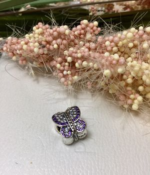 Authentic pandora butterfly charm I do only ship through offerup for Sale in San Jose, CA