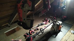 LOTS OF NAME BRAND POWER TOOLS! BARTER FOR TRUCK! for Sale in Renton, WA
