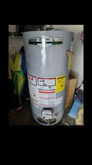 New 40 gallon gas water heater out of box for Sale in Blacklick, OH