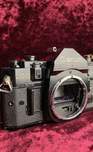 Canon a-1(read) for Sale in Oceanside, CA