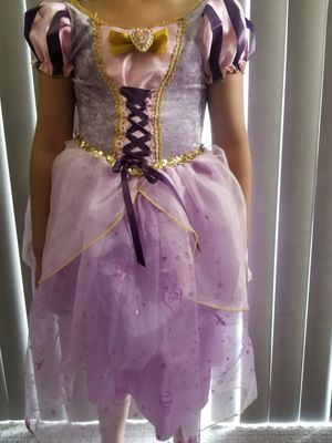 Rapunzel costume dress for Sale in Glendale, AZ