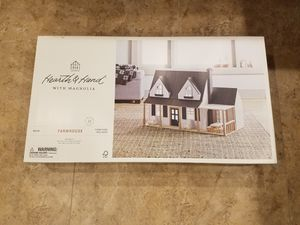 Toy Doll Farmhouse - Hearth & Hand™ with Magnolia for Sale in Garland, TX