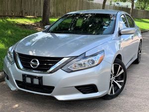 2016 NISSAN ALTIMA S, NO ACCIDENT, EXCELLENT TECHNICAL CONDITION for Sale in Houston, TX