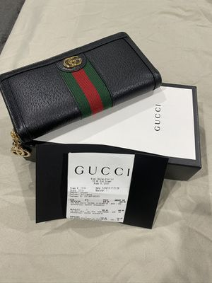 Authentic New Gucci Wallet for Sale in Oak Lawn, IL