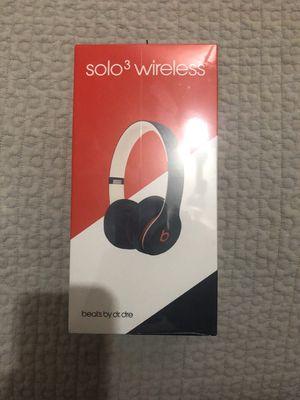 Beats Solo3 Wireless Club Edition Brand New for Sale in Corona, CA
