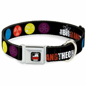 """Dog Collar Seat Belt Buckle THE BIG BANG THEORY, Small 13""""-18"""" Neck for Sale in Las Vegas, NV"""