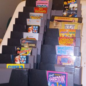 26 Original NES Games for Sale in Zachary, LA