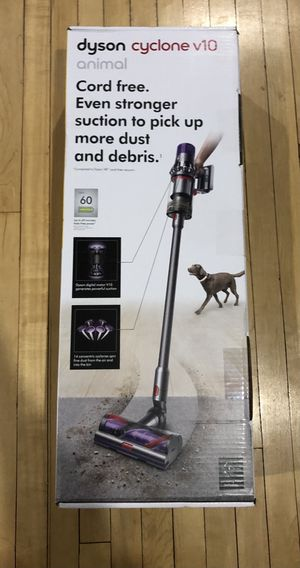 Dyson Cyclone V10 Cordless Stick Vacuum (Brand New) for Sale in Yonkers, NY