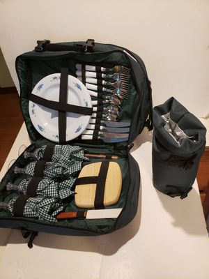 Wicked awesome Wine/dinner date in a backpack for Sale in Chelmsford, MA