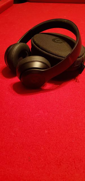 Beats solo3 wireless on ear headphones for Sale in La Porte, TX