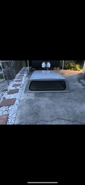 Truck Camper Shelf Long Bed 1994 Dodge Truck 8ft long for Sale in Hialeah, FL