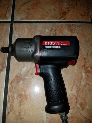 Ingersol rand gun and wrench for Sale in Phoenix, AZ
