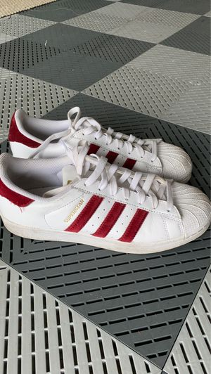 Size 8.5 Adidas superstars have for Sale in Yorba Linda, CA