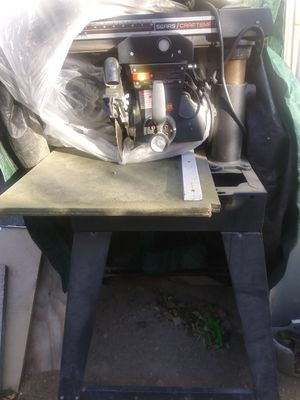 Table saw sears craftsman for Sale in Littleton, CO