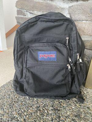 Black jansport backpack for Sale in Kirkland, WA