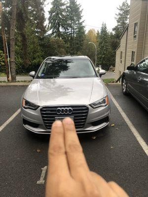 Audi 2015 A3 premium plus 25000 miles for 21000$ price negotiable for Sale in Bellevue, WA